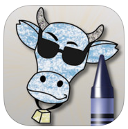 Coloring Cows