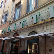 Giolitti, best Gelato in Rome!