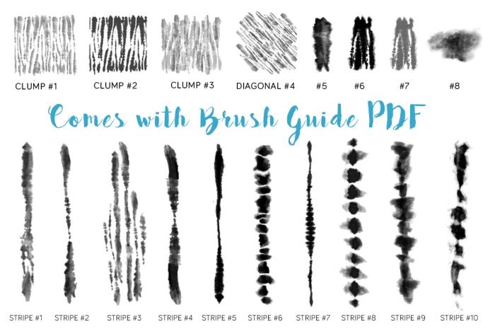 Brushlayout-Guide